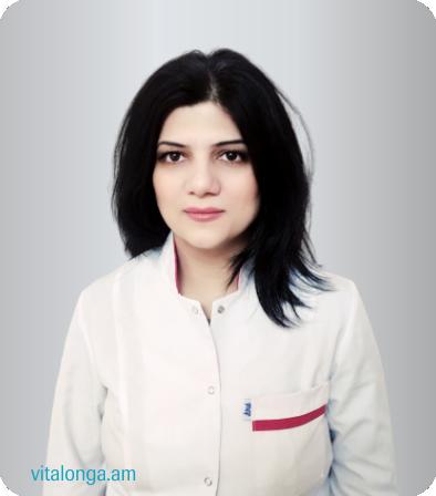 Anna Serobyan терапевт