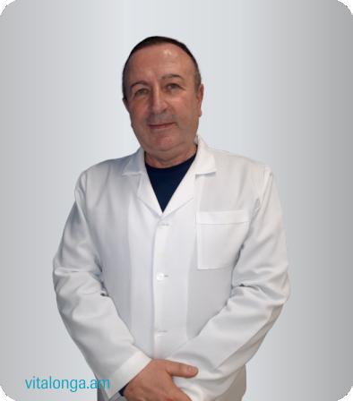 Արսեն Ահարոնյան, Ուրոլոգ