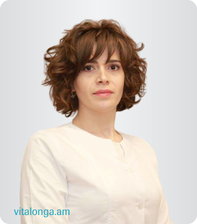 Օֆելյա Ալիխանյան, Ռադիոլոգ